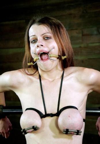 BDSM Whip Titty Fun , Hot Bdsm