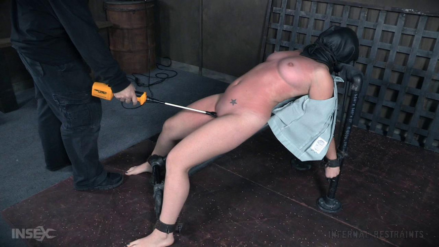 BDSM Blinded and Beaten Bad