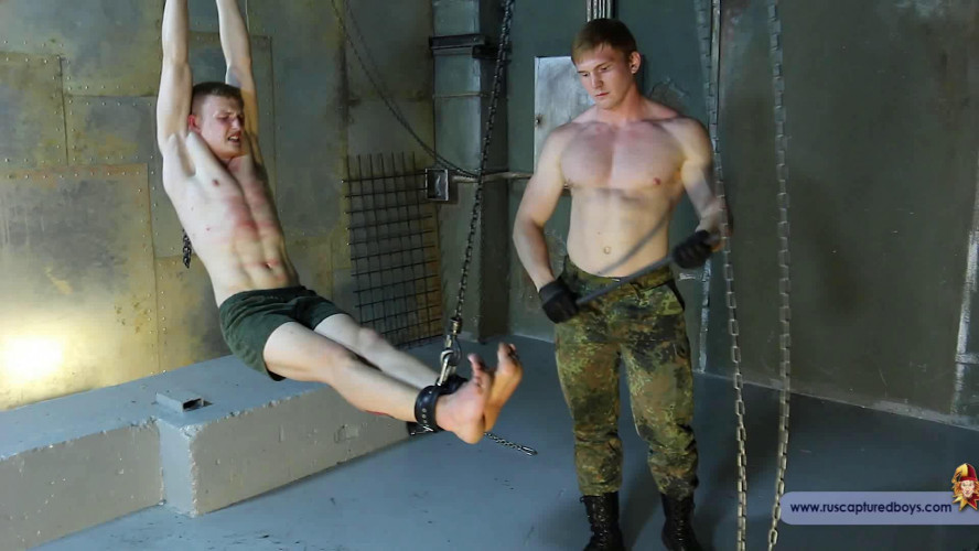 Gay BDSM Must be in captivity part 8