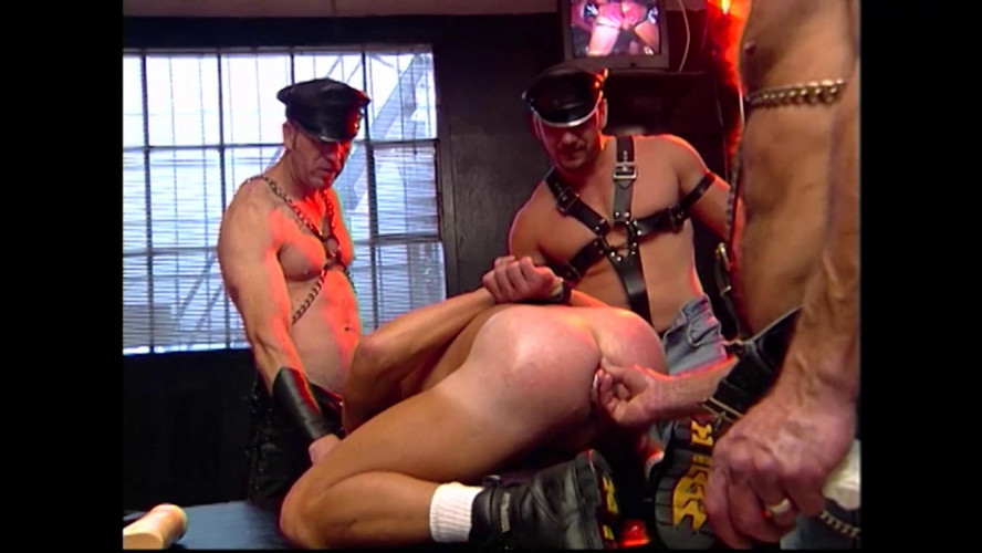Gay BDSM Fist Dogs - Scene 2 - Full HD 1080p