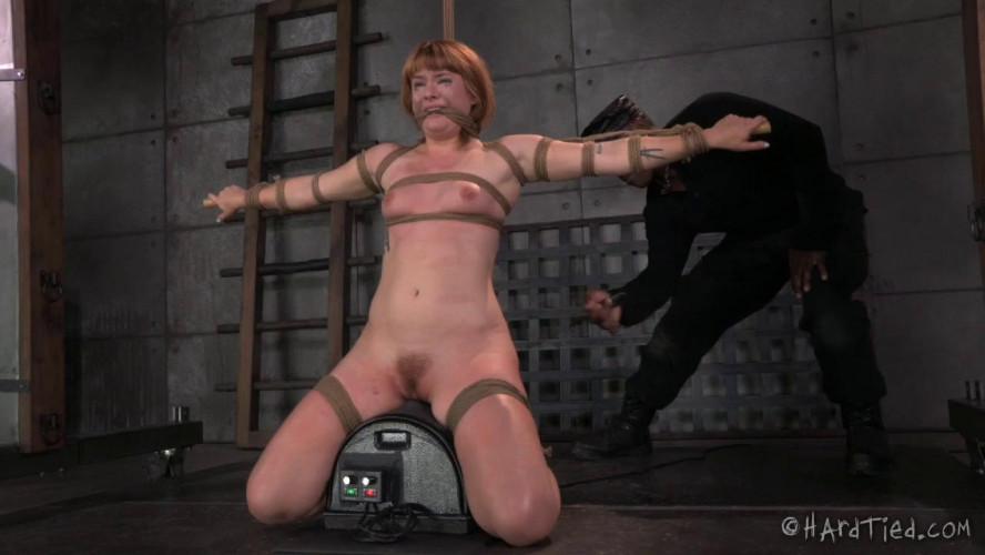 BDSM HT - The Little Miss Robbins - Jack Hammer, Claire Robbins
