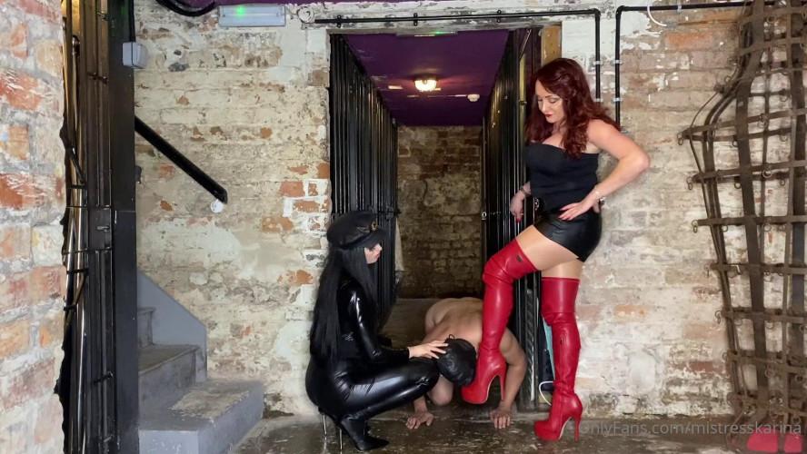 Femdom and Strapon Mistress Karina (Karina Kalashnikova) FemDom Collection Part Two