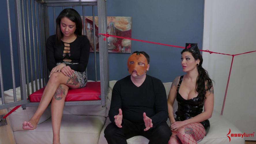 BDSM Punish My Ass & Mouth