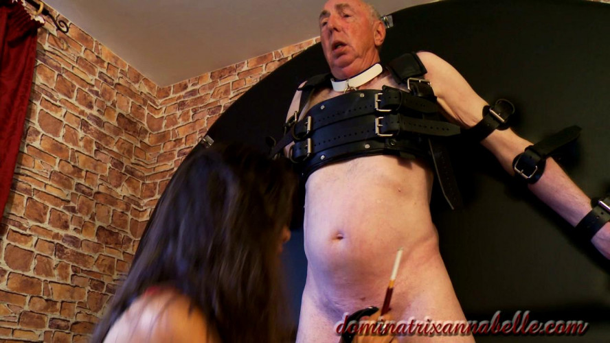 Femdom and Strapon Dominatrix Full Magic Annabelle Perfect Sweet Cool Collection. Part 3.