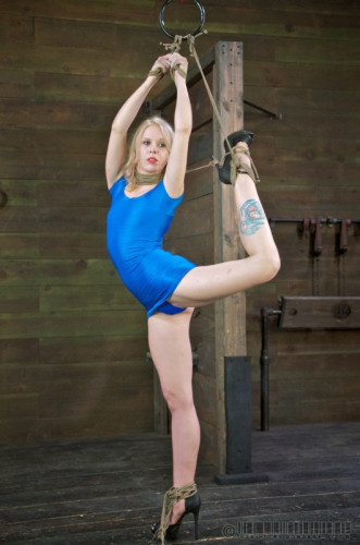BDSM Bondage Ballerina - Sarah Jane Ceylon