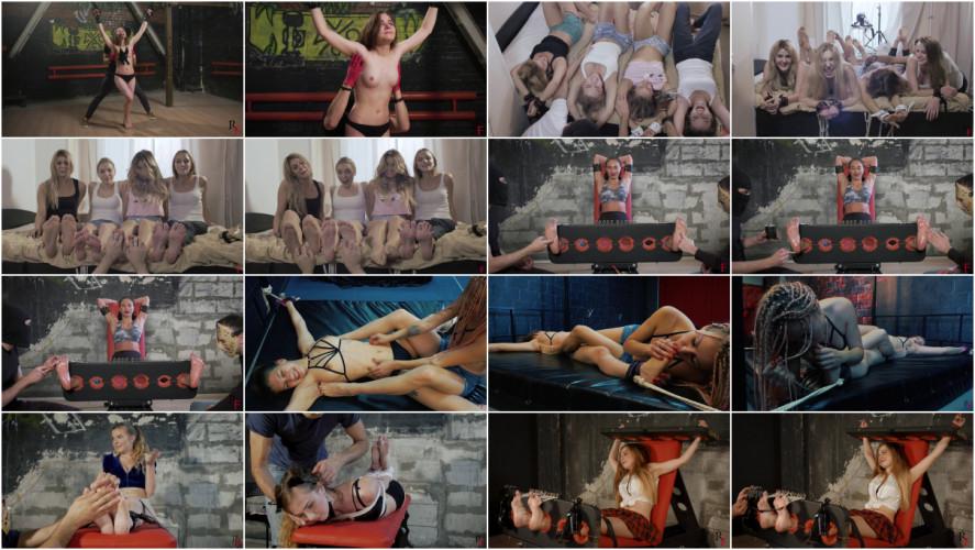 BDSM RussianFetish - Russian Tickling Pack 2020 - Part 1