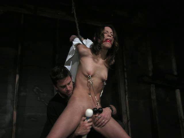 BDSM Amber Rayne And Her Dirty Fantasy Part 1