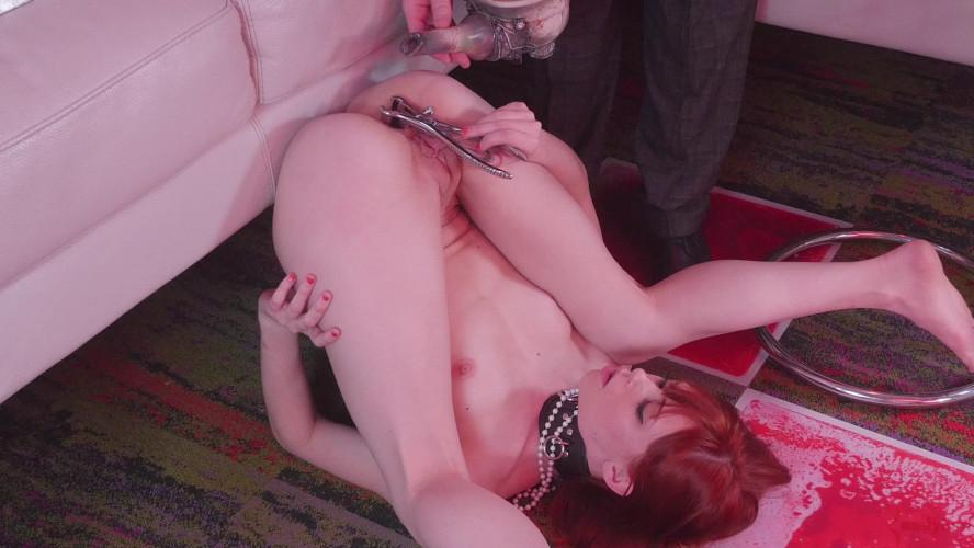 BDSM Rough Anal Service For Nasty Alexa Nova