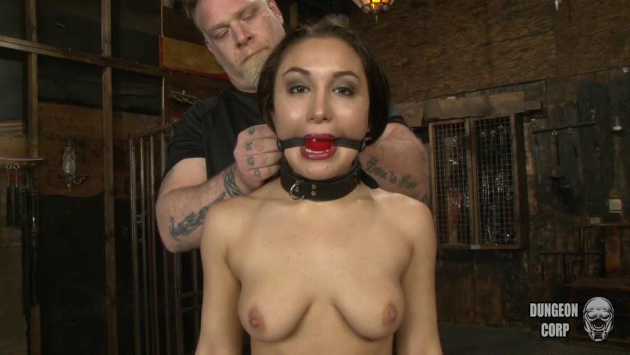 BDSM Gabriellas First Time