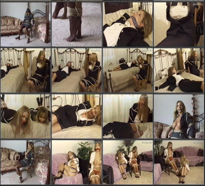 BDSM HarmonyConcepts  Uc Vol 22 Costume Double Feature