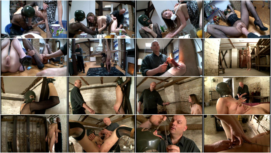 BDSM Latex Fifty Steps of Pain  vol 2