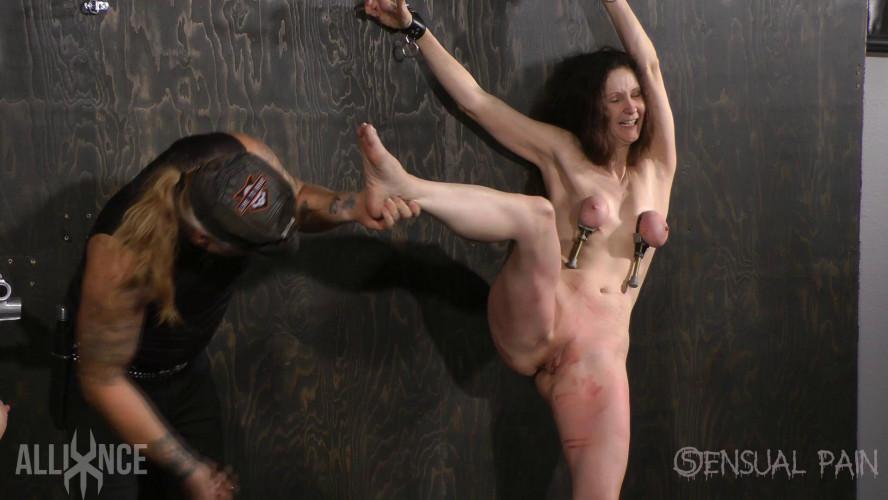 BDSM Tandem slave Beating