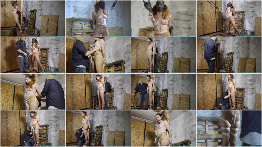 BDSM Penny Post Tied - Part 1