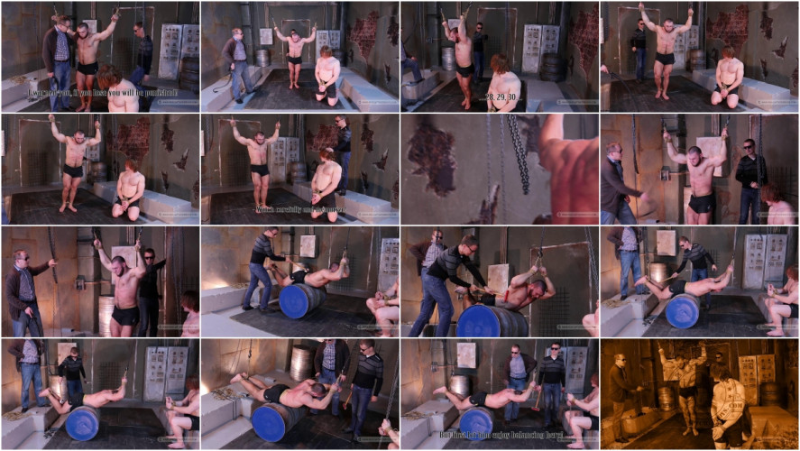 Gay BDSM Slaves Gladiators - Part II