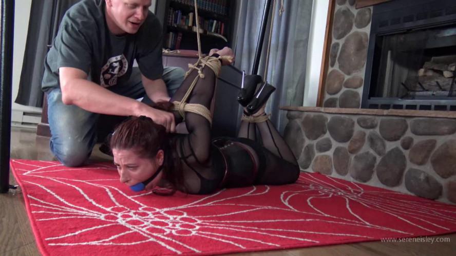 BDSM Gmoras - Tied Roughly to the Rack