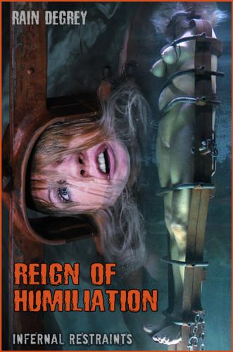 BDSM IR  Reign of Humiliation - Rain DeGrey