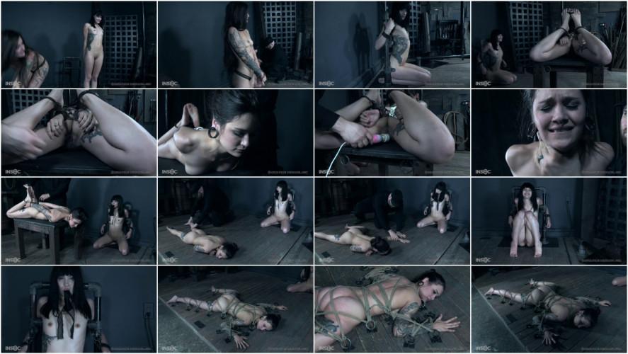 BDSM Rope Humiliation For Luna Lovely