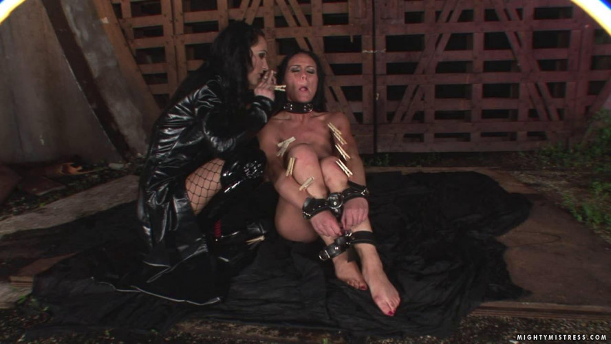 BDSM Latex HD Bdsm Sex Videos Sex Slave Alma Banks