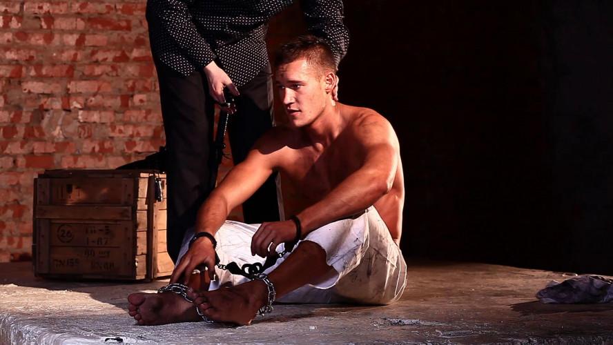 Gay BDSM RusCapturedBoys - Prisoner Dmitriy 3