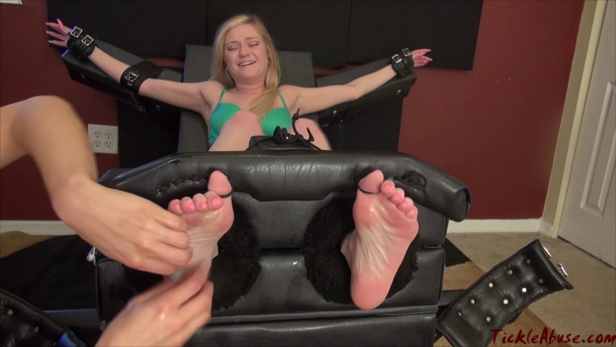 BDSM Tickling Fetish New Vip Gold Unreal Excellent Nice Collection. Part 2.
