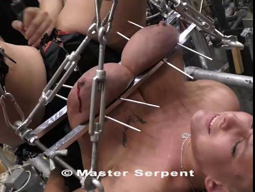 BDSM Tg2Club video of Model Betty Video Part Btv27