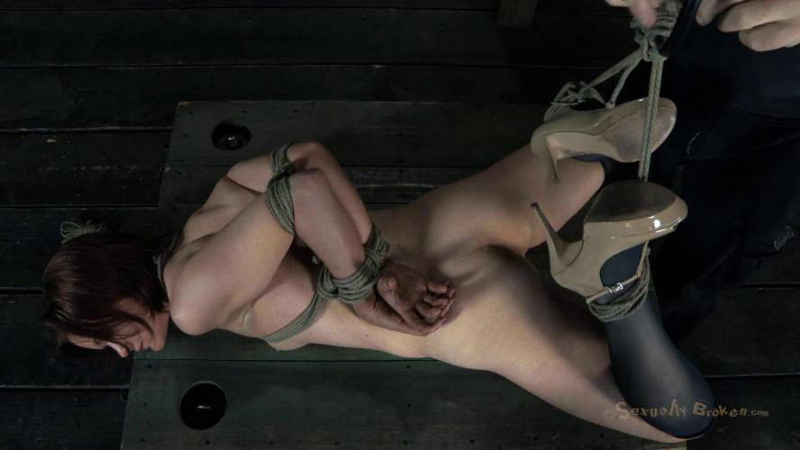 BDSM Girl next door endures Category