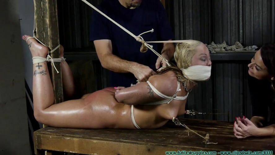 BDSM Fun Turns into Punishment for Adara