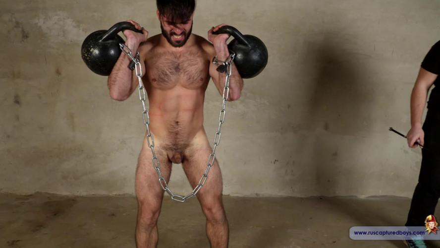 Gay BDSM Humiliation of Soldier Kyrill - Part I