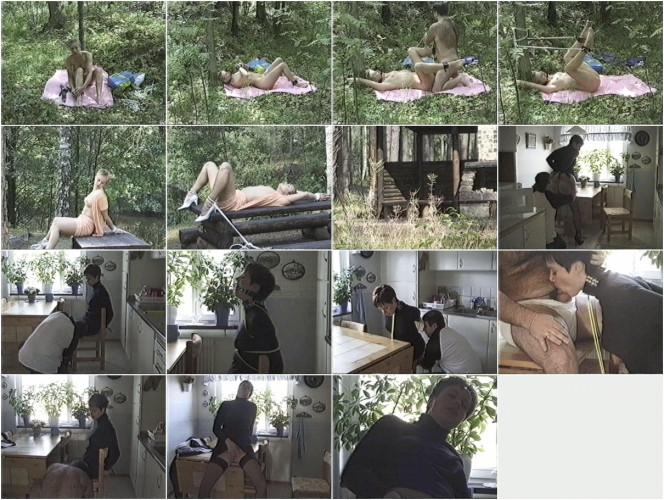 BDSM Swedish Erotic Bondage Part 4