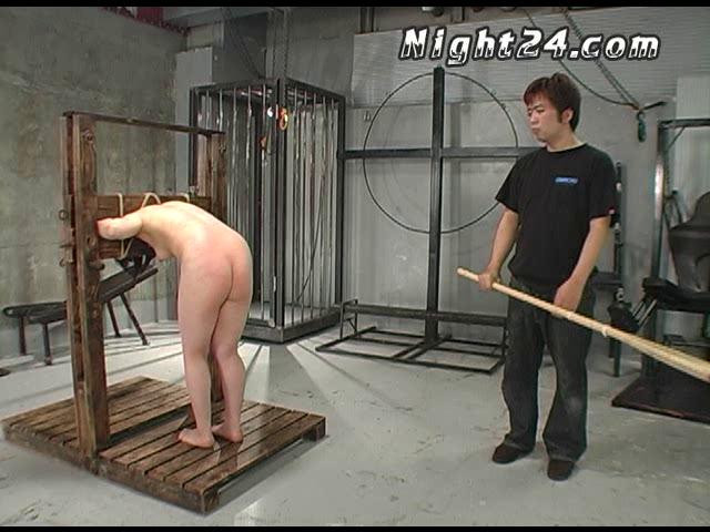 Asians BDSM Night24 - tie up and