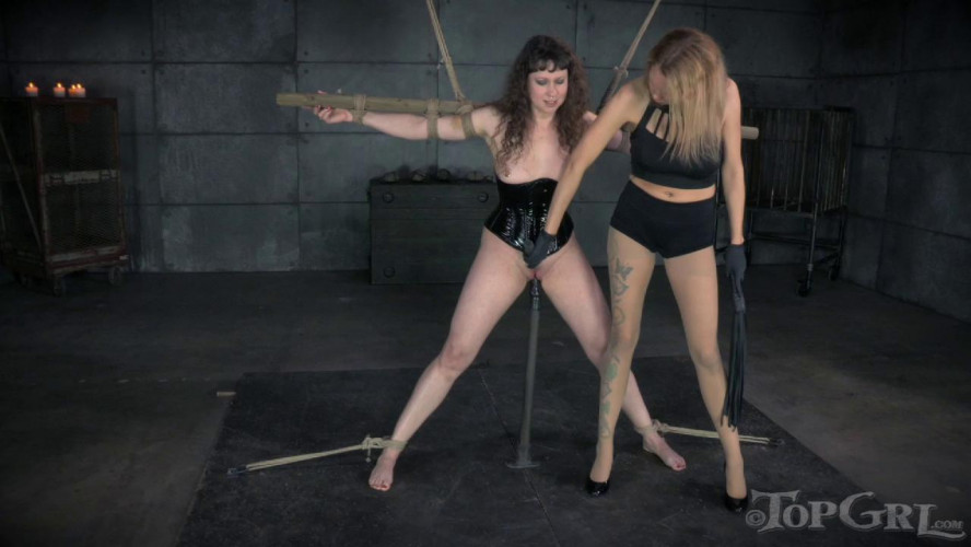 BDSM Pierced - Anna Rose, Rain DeGrey