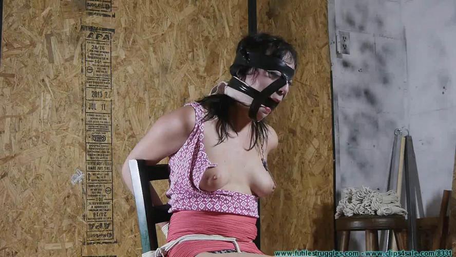 BDSM HD Bdsm Sex Videos Gag Training for Mystic Moon Part 1