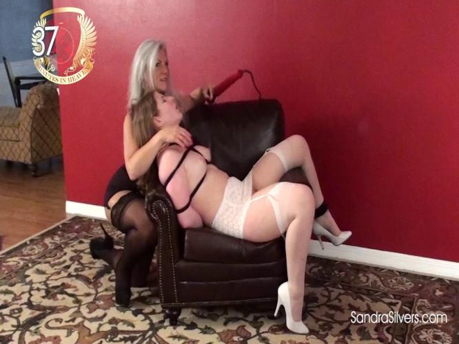 BDSM Sandra Silvers & Salena Kent