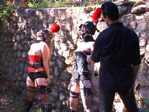 BDSM Latex Pony Girls - Tamed Trained & Tortured