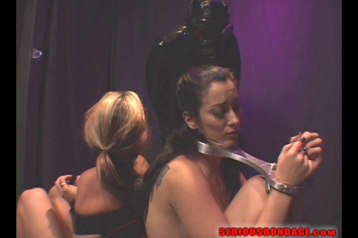 BDSM Bondage Floor Race