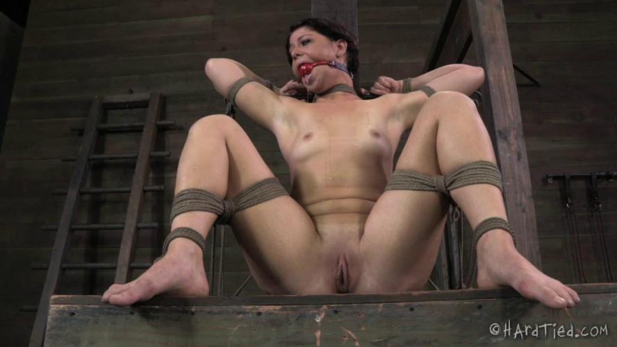 BDSM HardTied Mia Gold X Marks The Spot