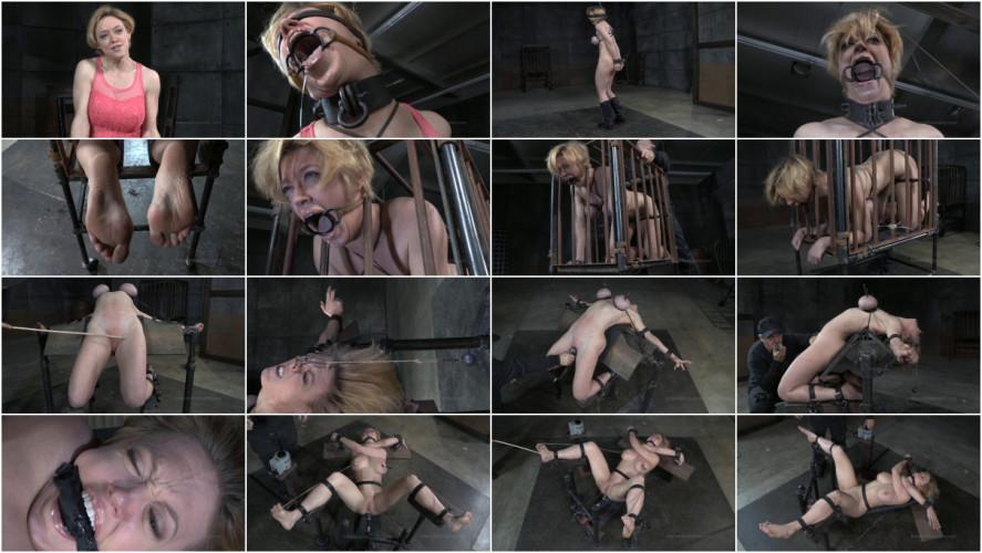 BDSM The Demolition of a Blonde Beauty.