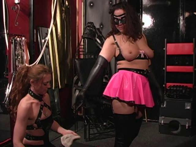 BDSM Latex Latex Rubber - Katrina Stinky - Domination HD