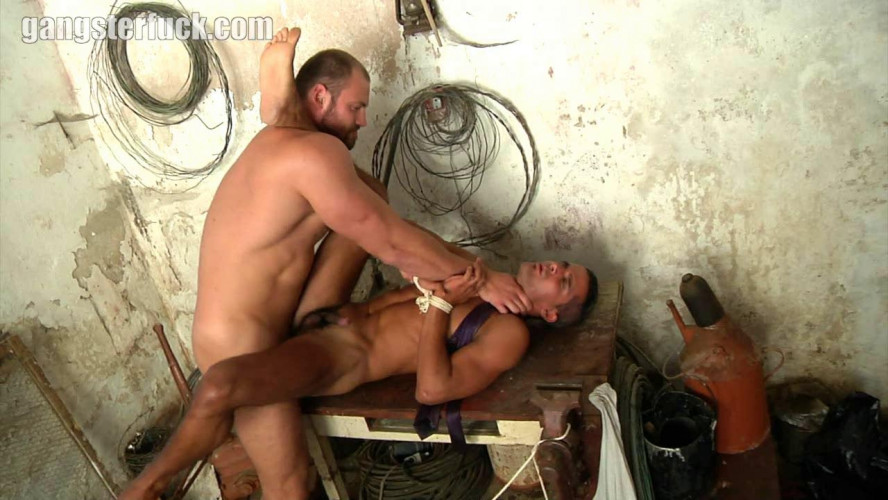 Gay BDSM Adam Bryant