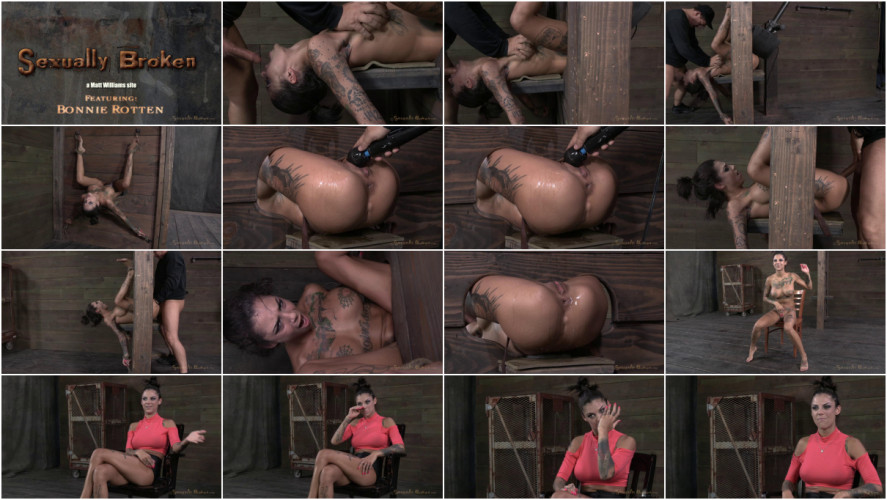 BDSM HD Bdsm Sex Videos Made to squirt, drool, gag, and cum