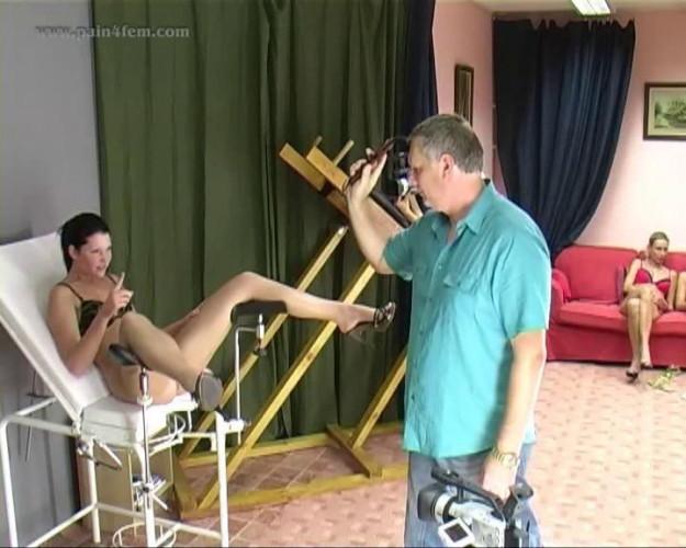 BDSM Pain4Fem - Auditions