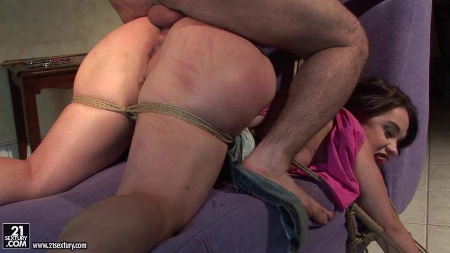 BDSM Olga Cabaeva - Whiped into a frenzy