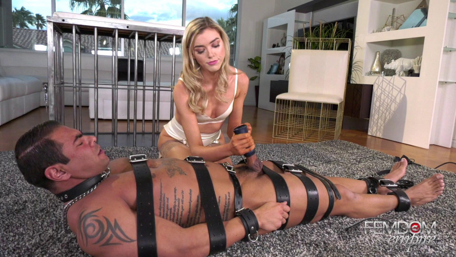 Femdom and Strapon Anny Aurora - Cock Handler
