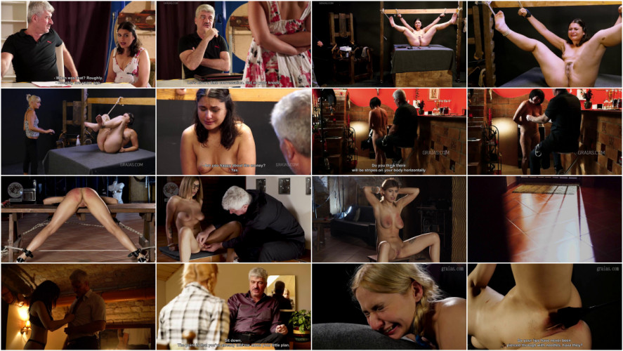 BDSM Graias - Graias MegaPack 112 clips - Part 8