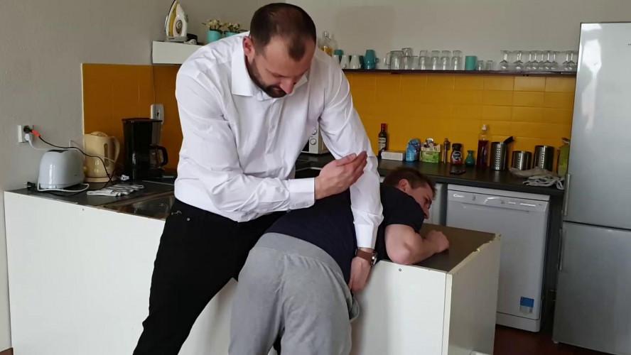 Gay BDSM Unhappy Rafal