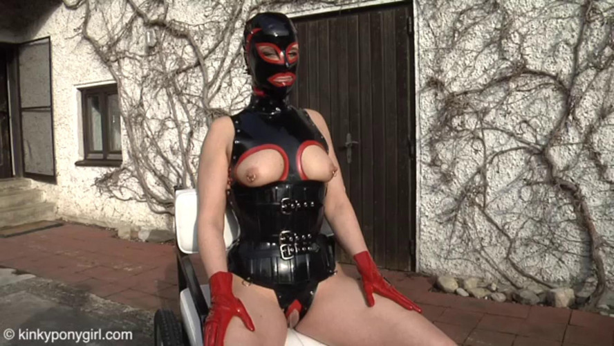 BDSM Latex Ultra Latex - Pushing the Limit
