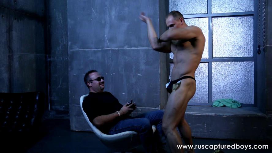 Gay BDSM Striptease Dancer Boris - Part I