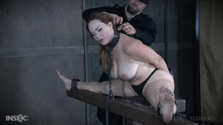 BDSM Abandoned Slave With Big Ass