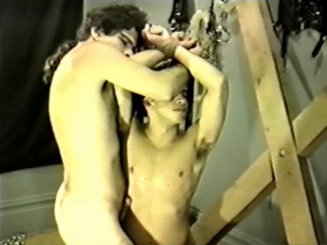 Gay BDSM  Trainee