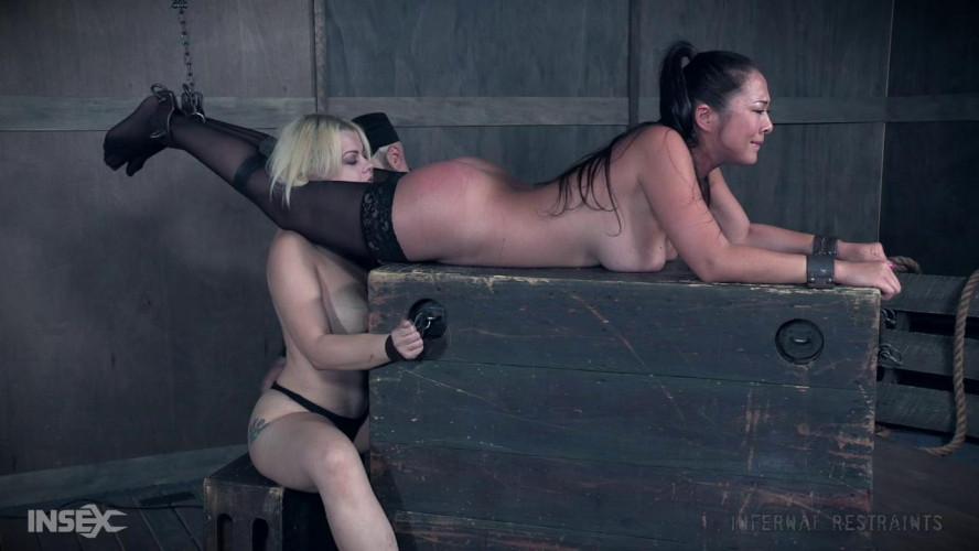 BDSM Carousel of Pain ,Nyssa Nevers ,Nadia White